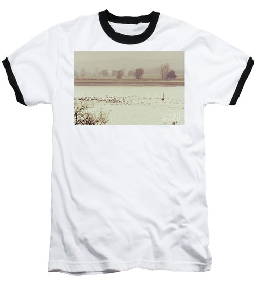 Autumnal Dreamland Iv Baseball T-Shirt