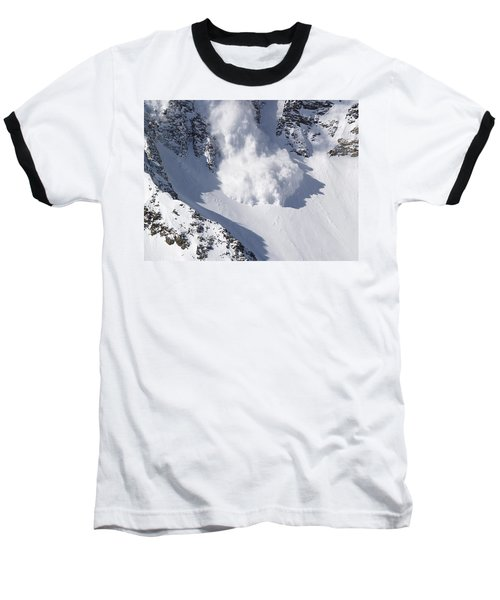 Avalanche II Baseball T-Shirt