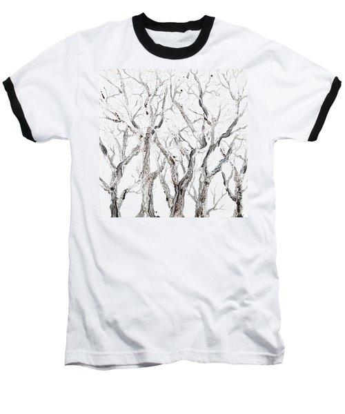 Bare Branches Baseball T-Shirt