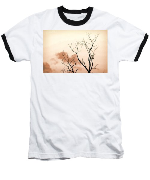 Bare Limbs Baseball T-Shirt