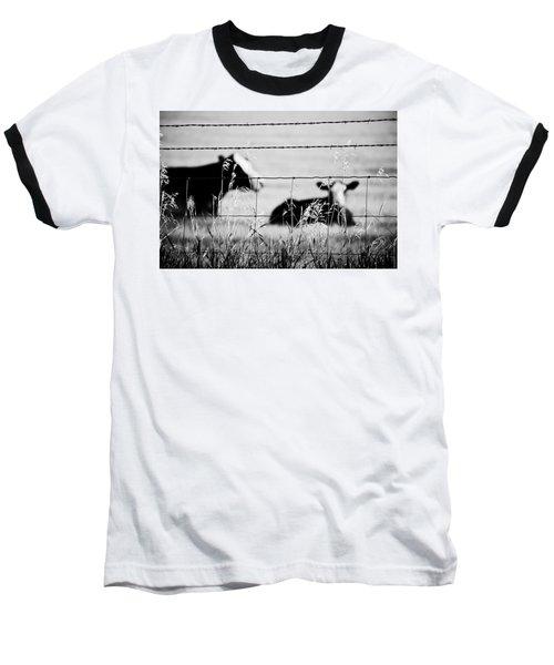 Barriers Baseball T-Shirt