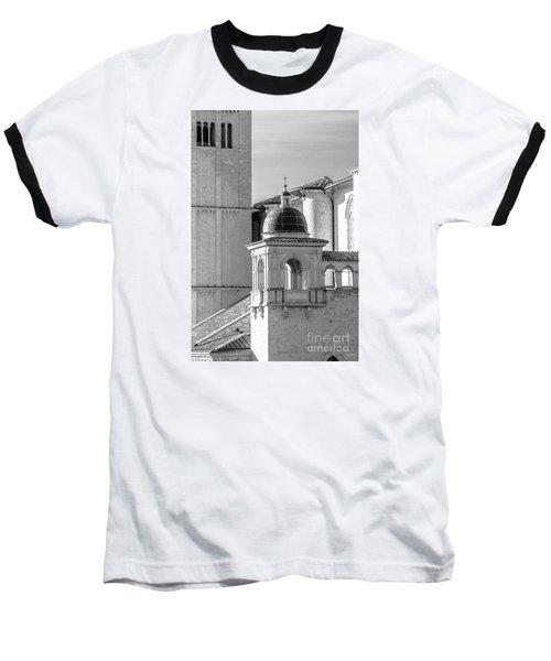 Basilica Details Baseball T-Shirt