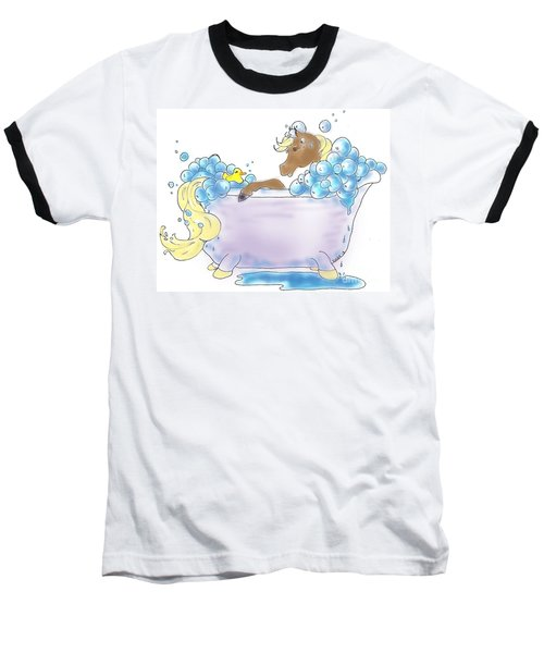 Bathtime Baseball T-Shirt