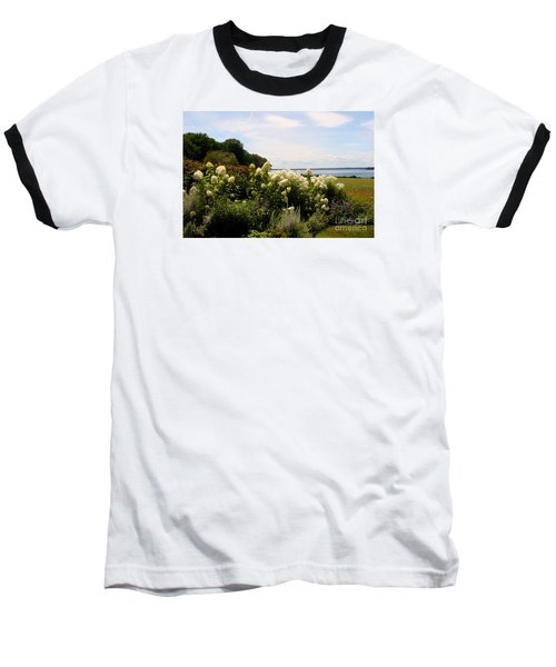 Bay View Bristol Rhode Island Baseball T-Shirt by Tom Prendergast
