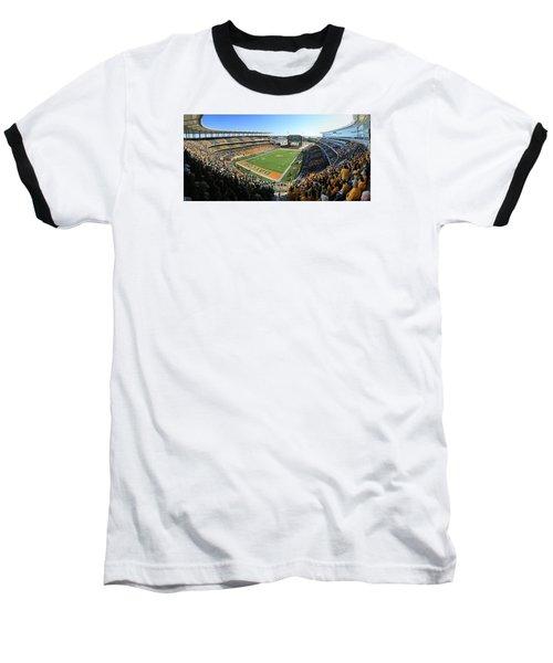 Baylor Gameday No 5 Baseball T-Shirt by Stephen Stookey