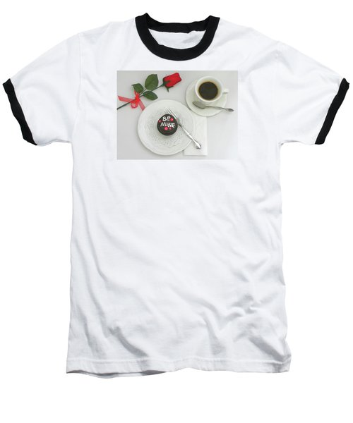 Baseball T-Shirt featuring the photograph Be Mine by Sandi OReilly