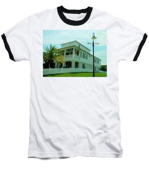 Beach House - Bay Saint Louis Mississippi Baseball T-Shirt