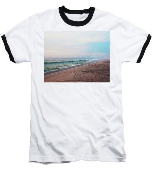 Beach Sentry Baseball T-Shirt
