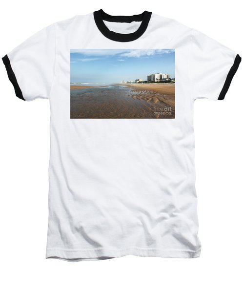 Beach Vista Baseball T-Shirt