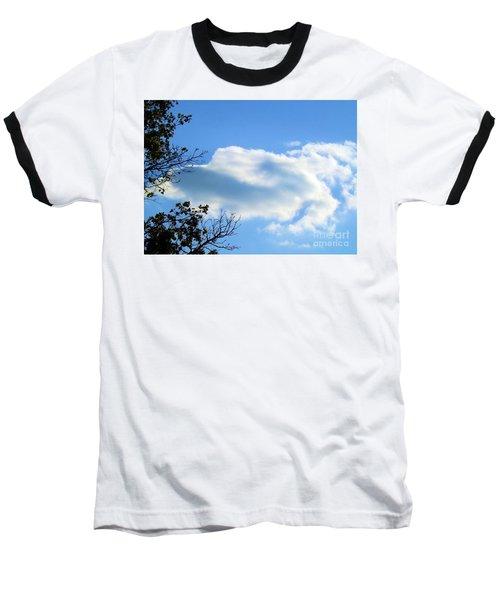 Beautiful Day Baseball T-Shirt