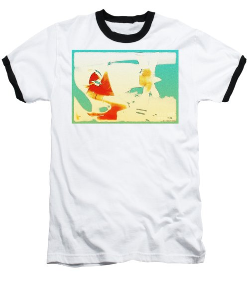 Baseball T-Shirt featuring the photograph Fixed Wing Aircraft Poster by R Muirhead Art