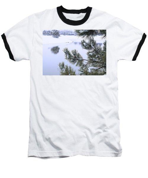 Beauty After The Storm Baseball T-Shirt