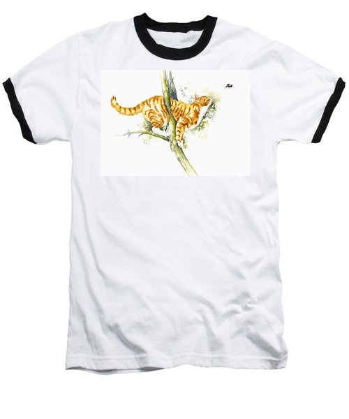 Bee High Baseball T-Shirt