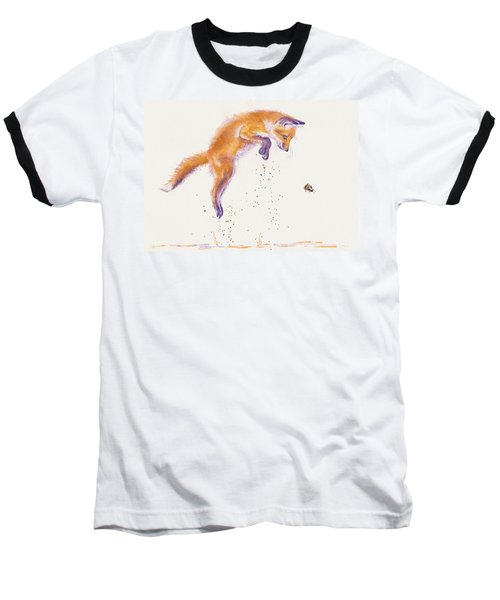 Bee Naive Baseball T-Shirt