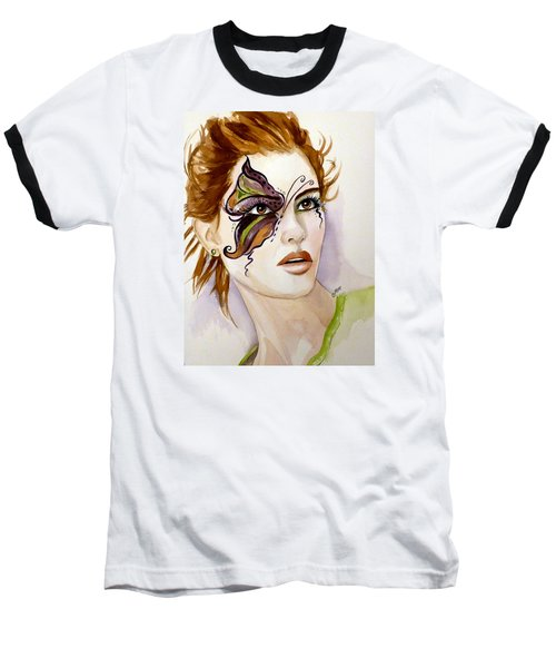 Behind The Mask Baseball T-Shirt