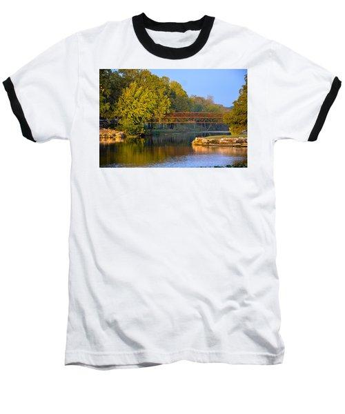 Berry Creek Bridge Baseball T-Shirt