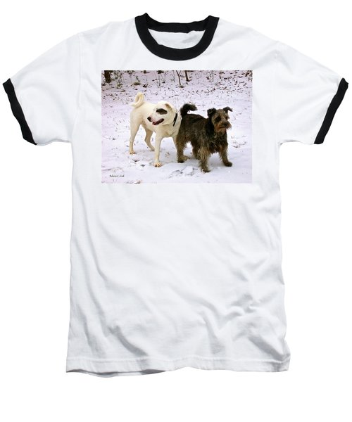 Best Buddies Baseball T-Shirt