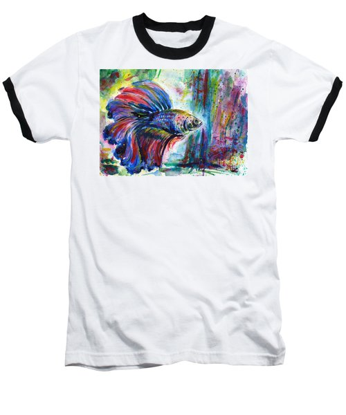 Betta Baseball T-Shirt