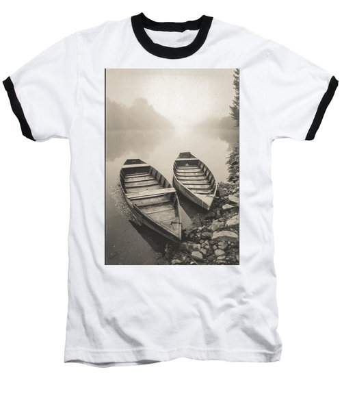 Beynac Boats Baseball T-Shirt