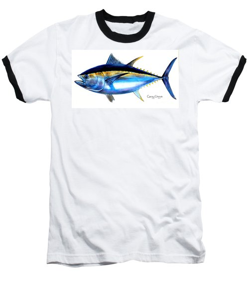 Big Eye Tuna Baseball T-Shirt