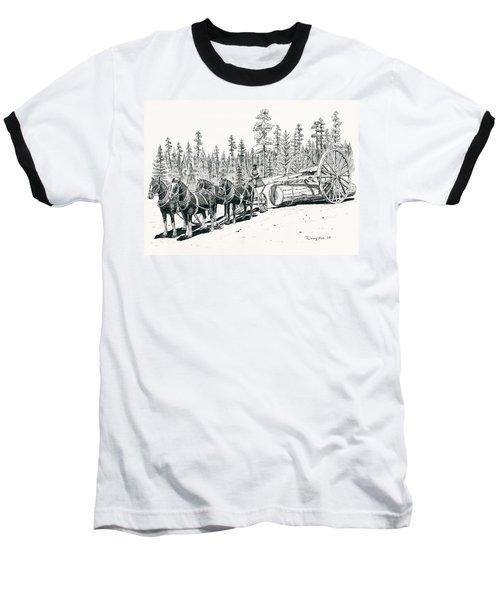 Big Wheels Baseball T-Shirt