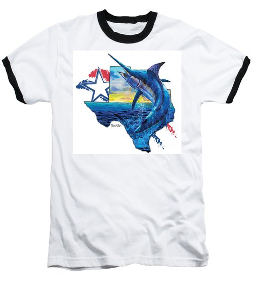 Bigger In Texas Baseball T-Shirt