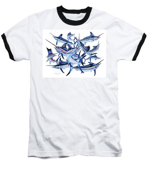 Bills Off0044 Baseball T-Shirt by Carey Chen