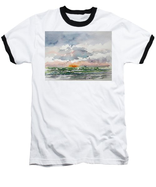 Birds Rising IIi Baseball T-Shirt