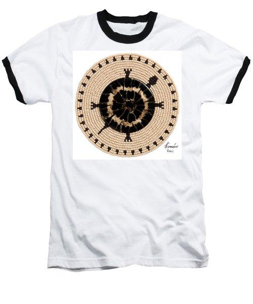 Black Shell Baseball T-Shirt