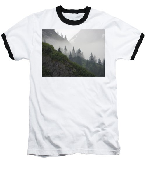 Blanket Of Fog Baseball T-Shirt