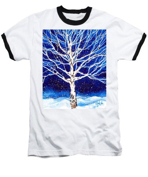 Blanket Of Stillness Baseball T-Shirt