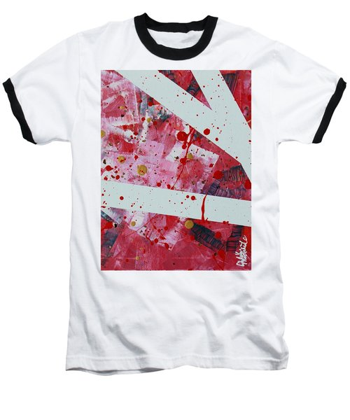 Blood On The Leaves Baseball T-Shirt