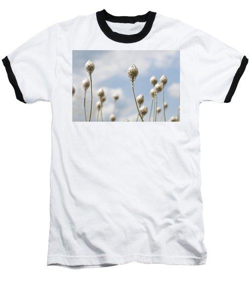 Blue Cupidone Baseball T-Shirt