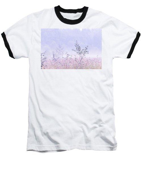 Blue Fog Baseball T-Shirt