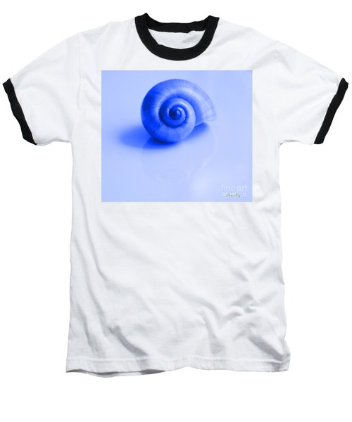 Blue Shell Baseball T-Shirt