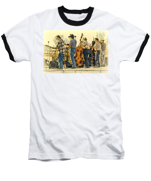 Bluegrass Evening Baseball T-Shirt