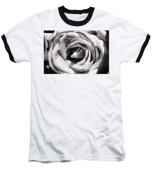 Blushing Rose Baseball T-Shirt