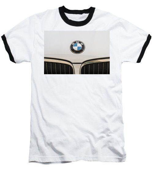 Bmw Emblem Baseball T-Shirt