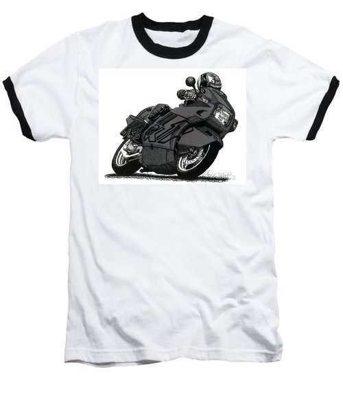 Bmw K1 Baseball T-Shirt