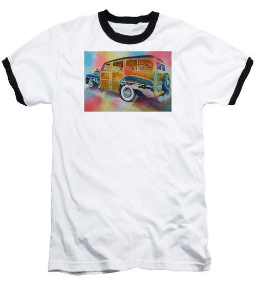Boca Classic 42 Woody Baseball T-Shirt by Tara Moorman
