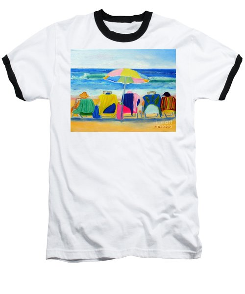 Book Club Baseball T-Shirt