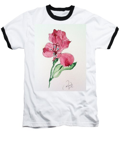 Botanical Work Baseball T-Shirt