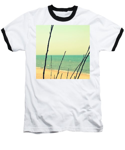 Branches On The Beach Baseball T-Shirt