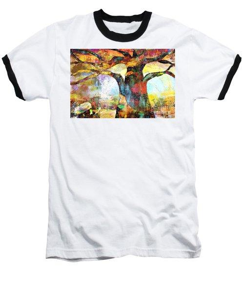 Branching Out Baseball T-Shirt