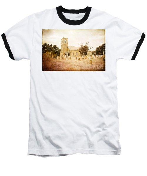 Brick Church In Montgomery Baseball T-Shirt
