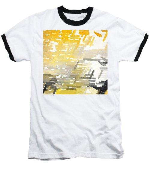 Bright Slashes Baseball T-Shirt