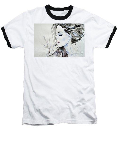 Brigitte Bardot Baseball T-Shirt