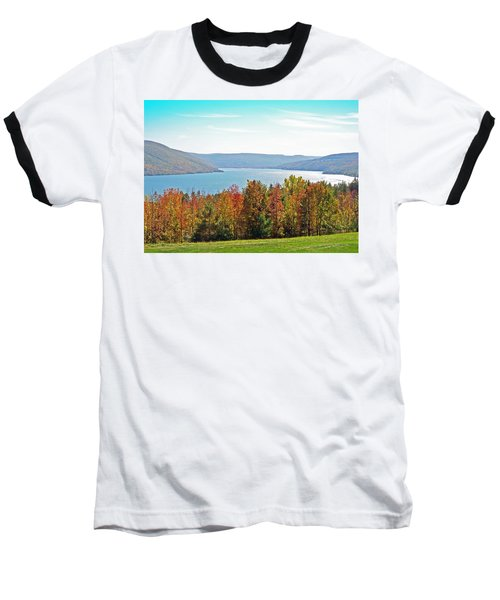 Bristol Harbour View Baseball T-Shirt