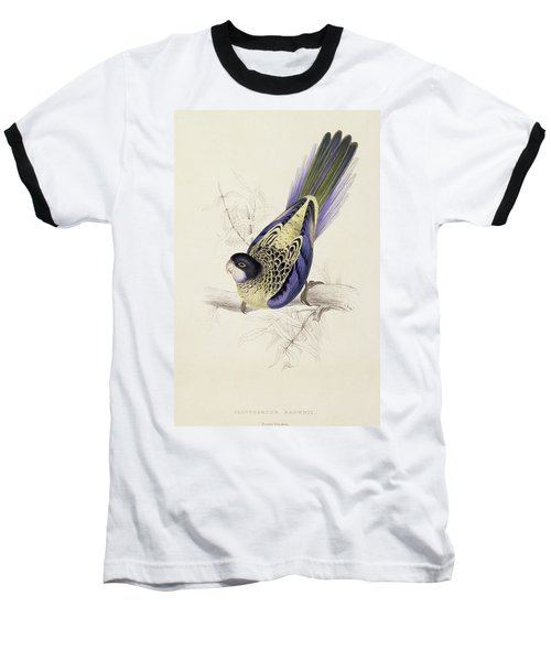 Browns Parakeet Baseball T-Shirt
