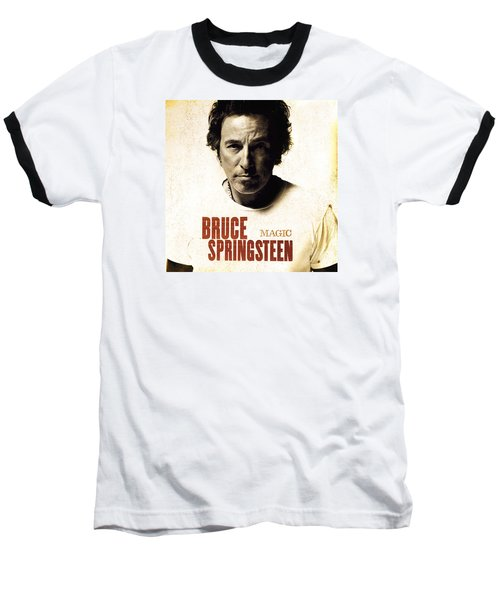Baseball T-Shirt featuring the photograph Bruce by Bruce